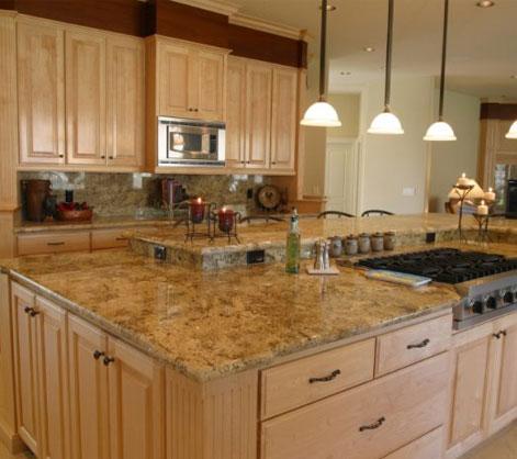 Wonderful Granite Kitchen Countertops